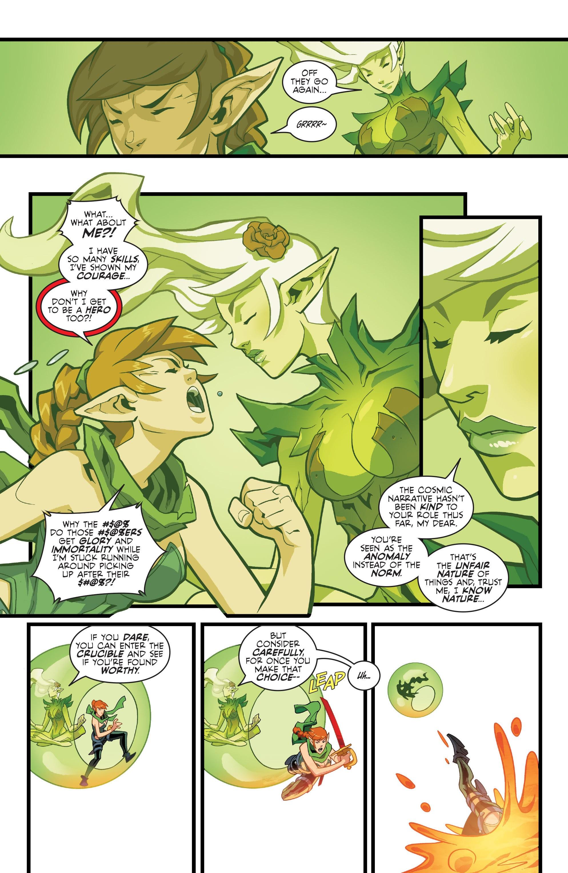 Read online Skullkickers comic -  Issue #100 - 13