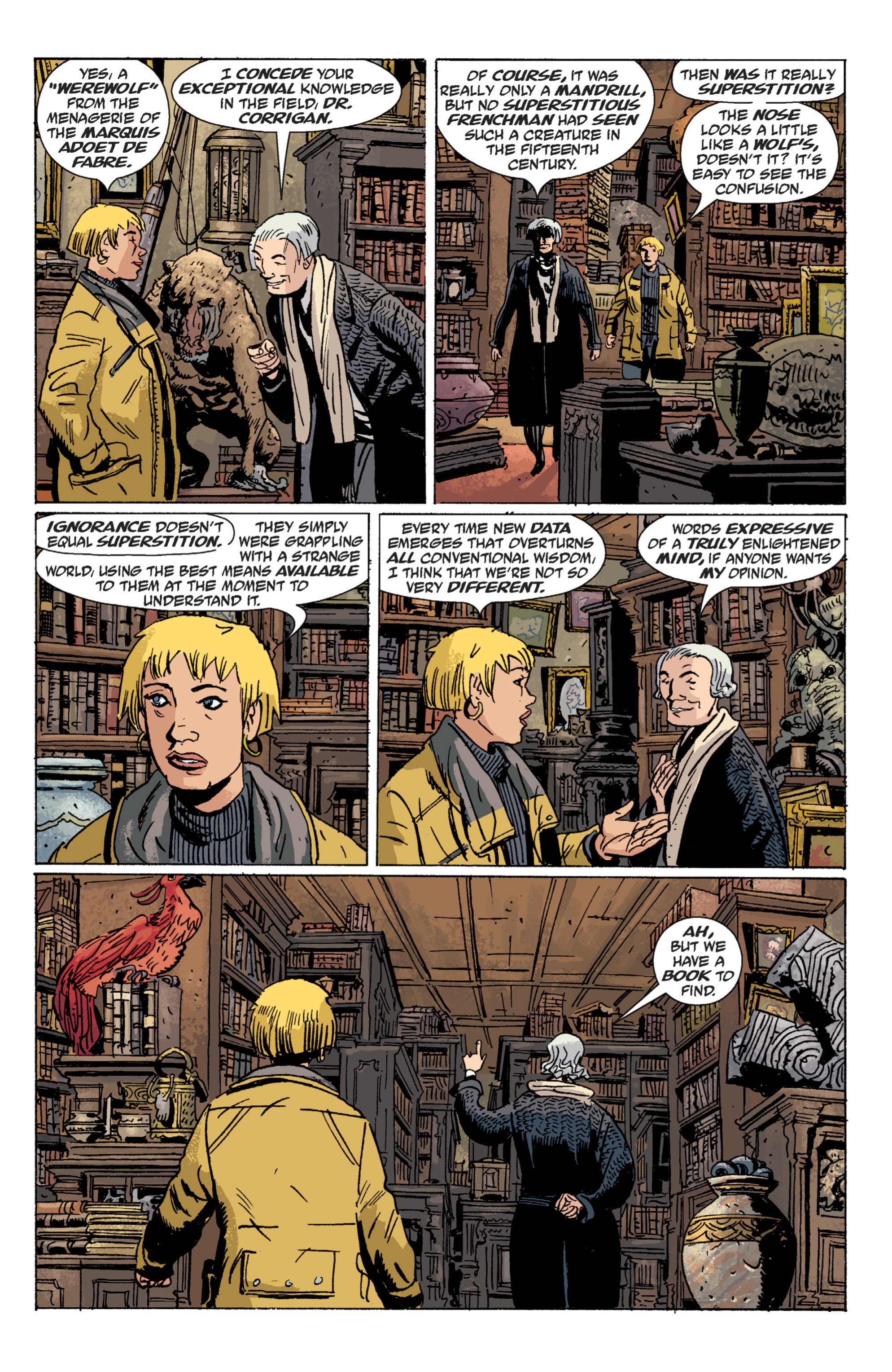Read online B.P.R.D. (2003) comic -  Issue # TPB 6 - 26