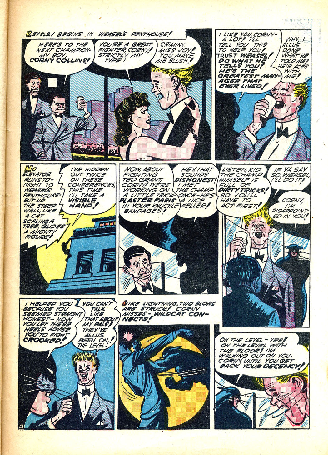 Read online Sensation (Mystery) Comics comic -  Issue #12 - 61