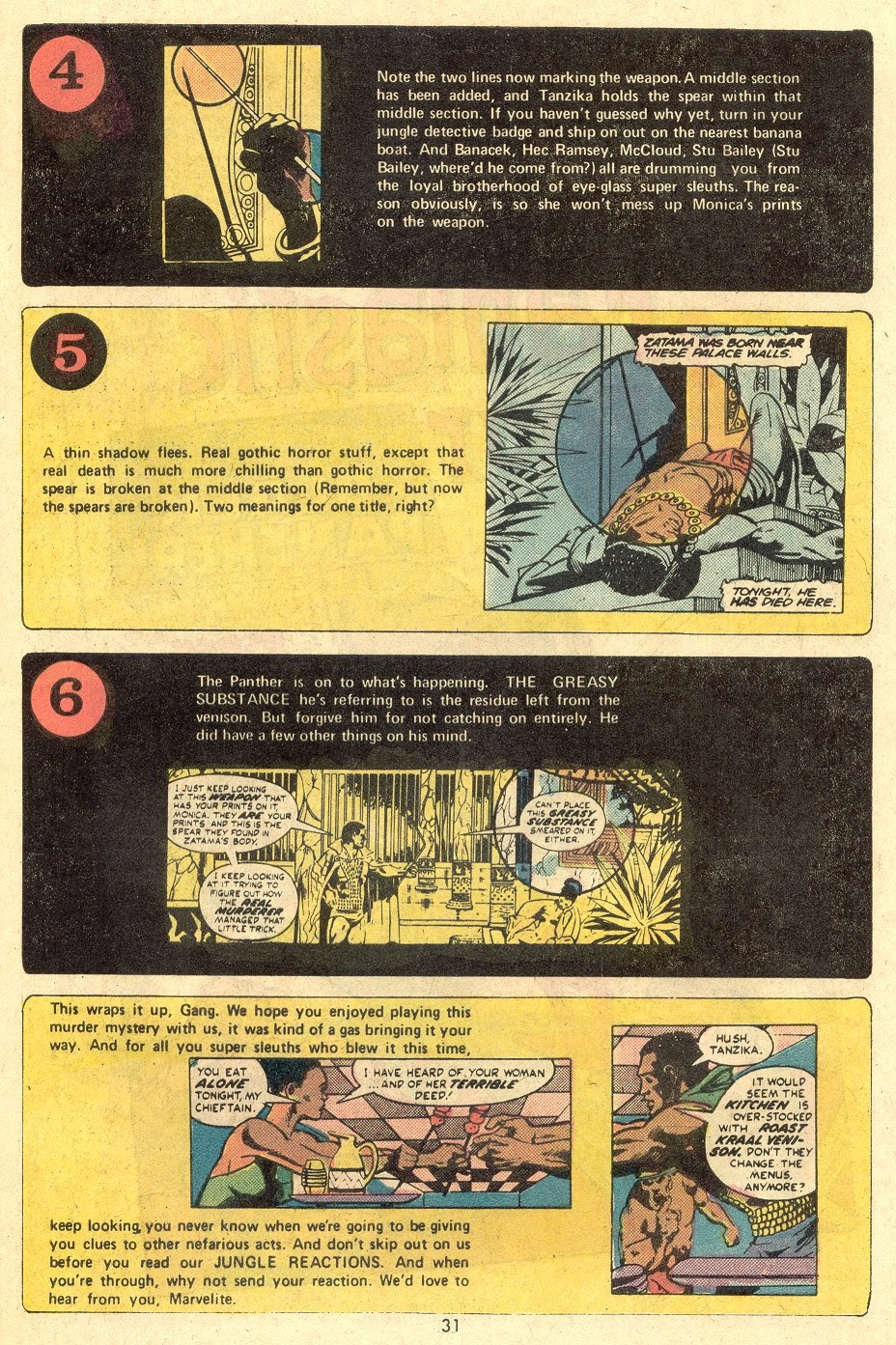 Jungle Action (1972) issue 11 - Page 31