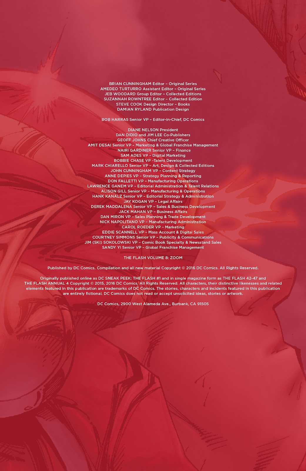 Read online The Flash (2011) comic -  Issue # _TPB 8 (Part 1) - 4