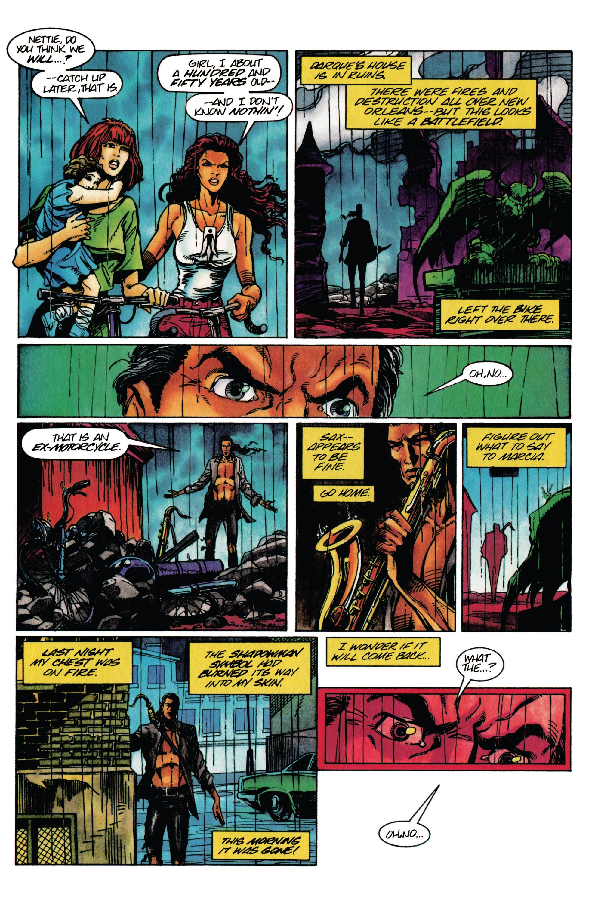 Read online Shadowman (1992) comic -  Issue #30 - 4