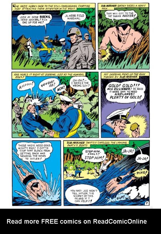 Read online All-Winners Comics comic -  Issue #5 - 48