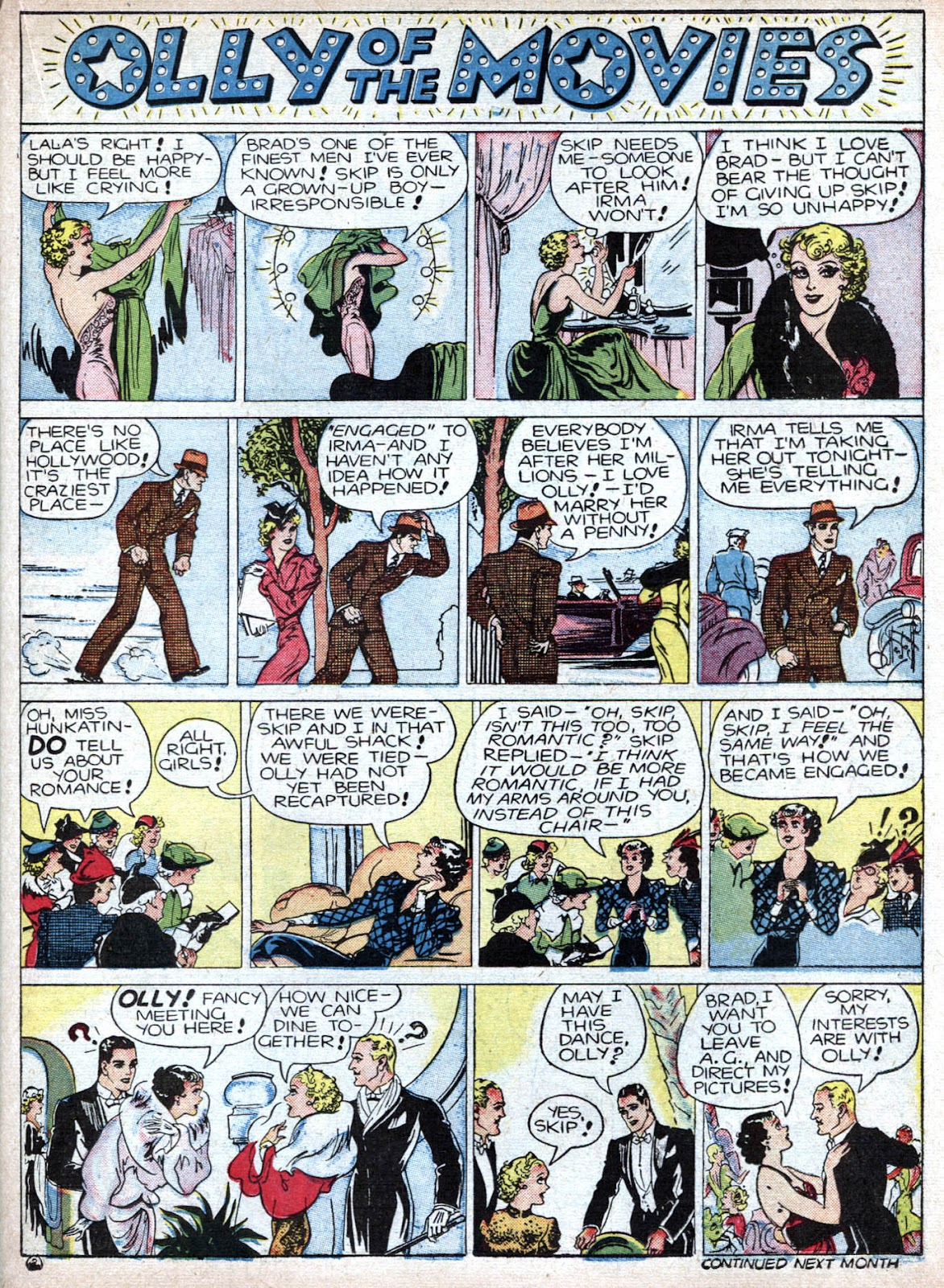 Read online Famous Funnies comic -  Issue #79 - 45