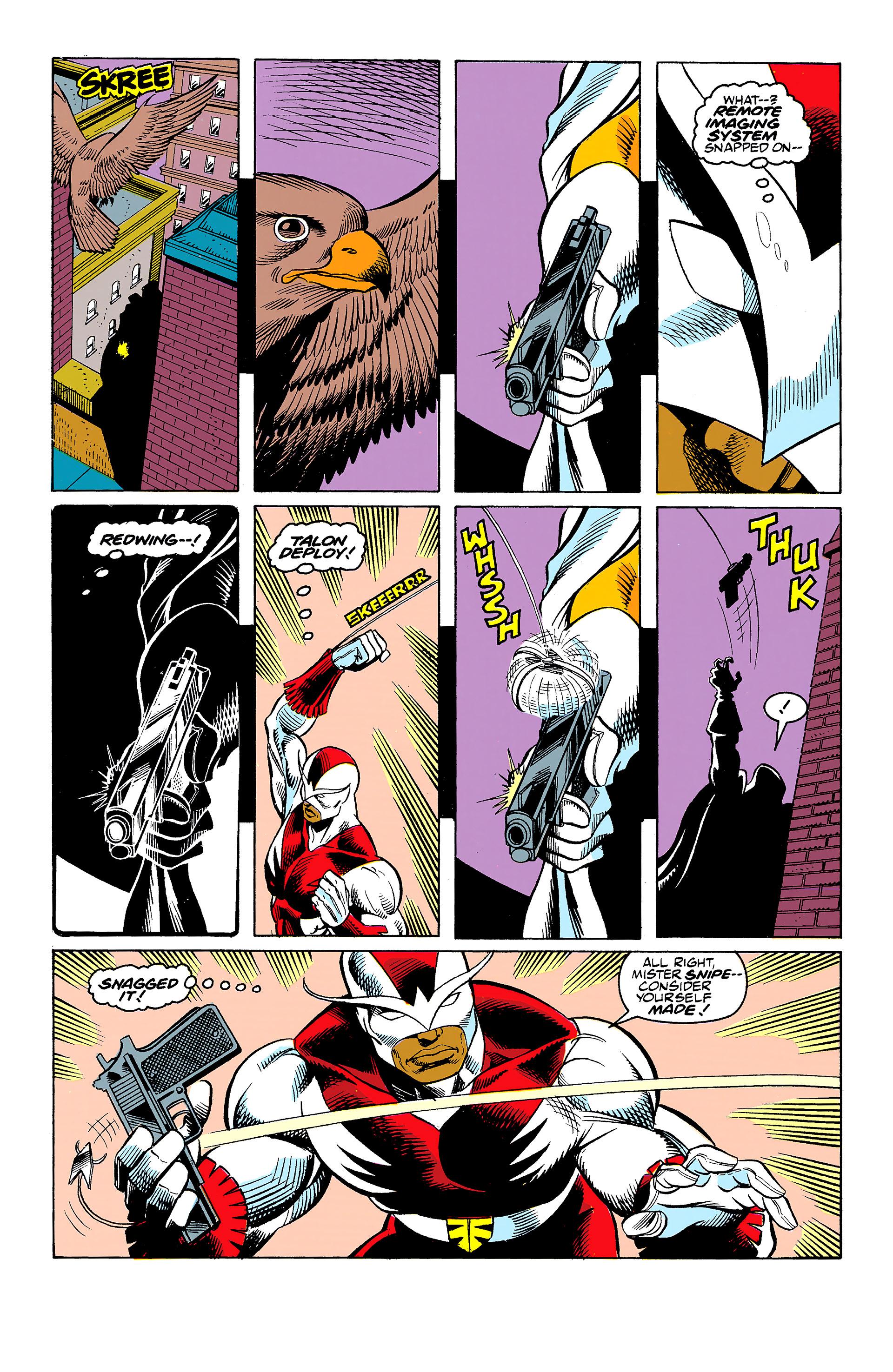 Read online Captain America (1968) comic -  Issue # _Annual 11 - 41