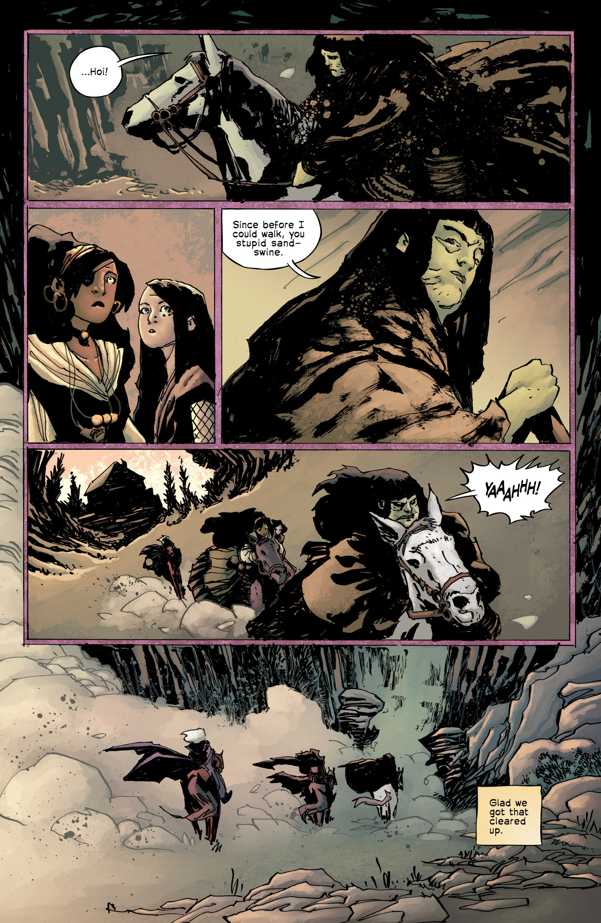 Read online Umbral comic -  Issue #8 - 7