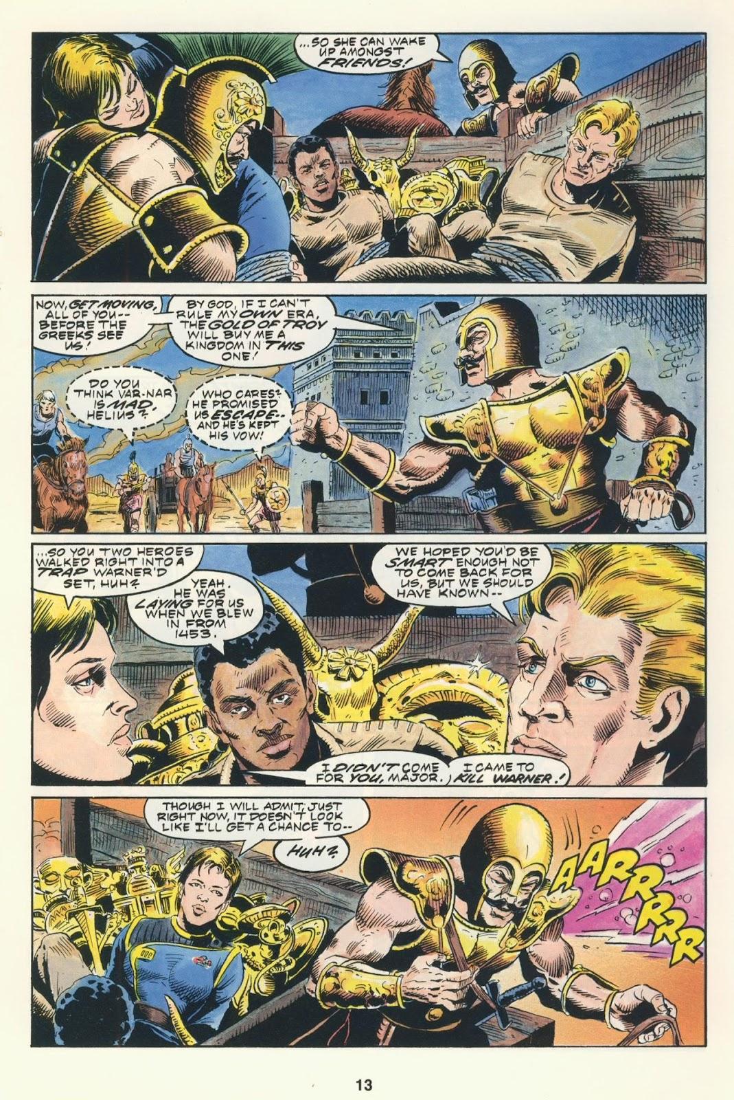 Warhawks issue 4 - Page 15