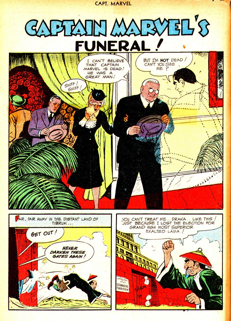 Captain Marvel Adventures issue 88 - Page 4