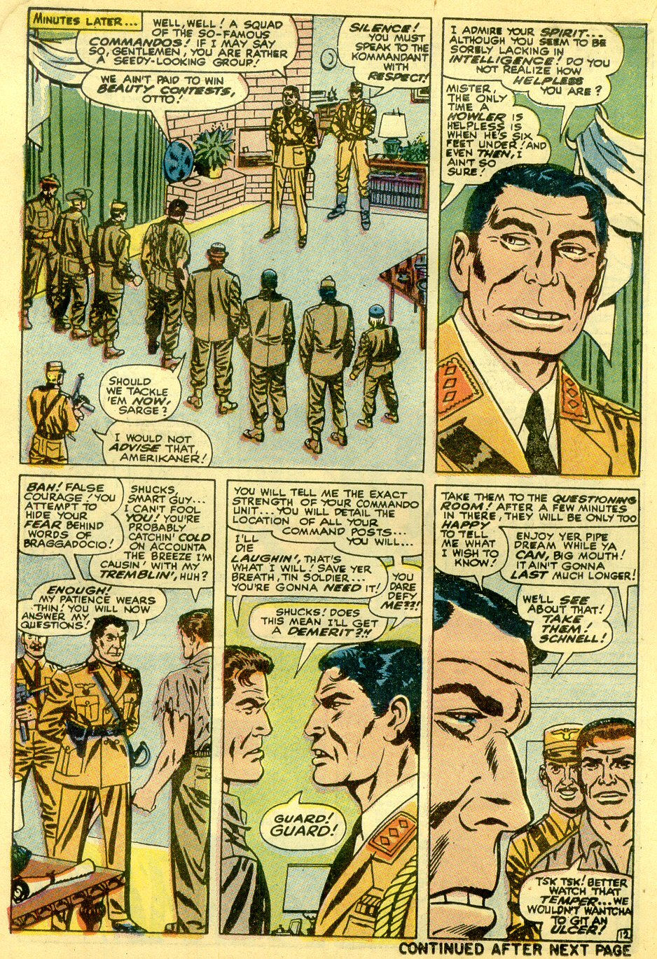 Read online Sgt. Fury comic -  Issue #82 - 18