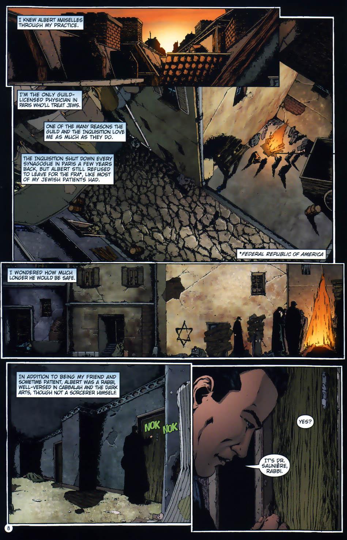 Read online Rex Mundi comic -  Issue #1 - 10