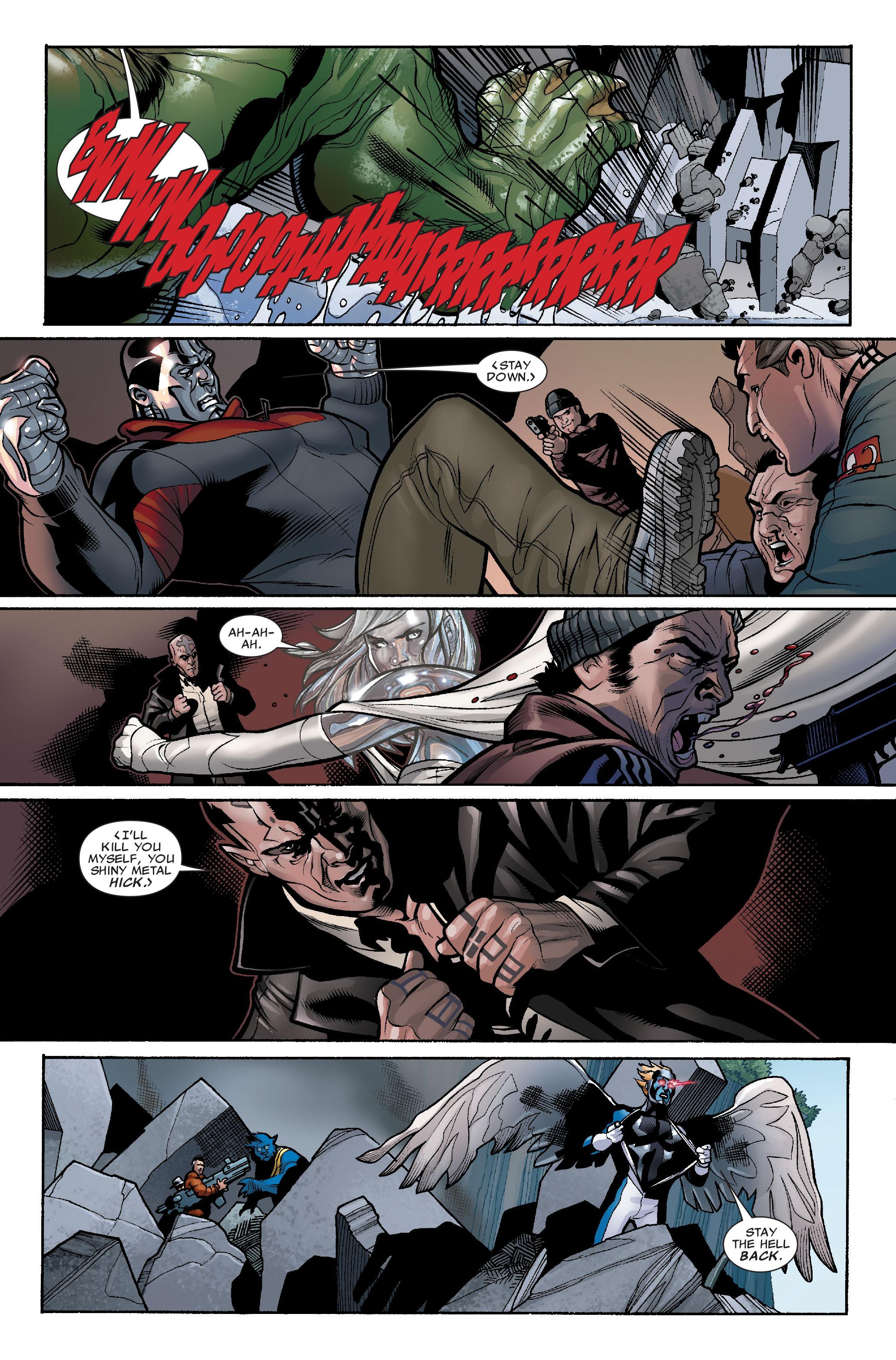 Read online Uncanny X-Men (1963) comic -  Issue #507 - 8