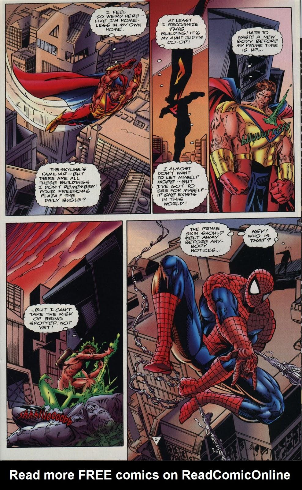 Read online Prime Vs. The Incredible Hulk comic -  Issue # Full - 8