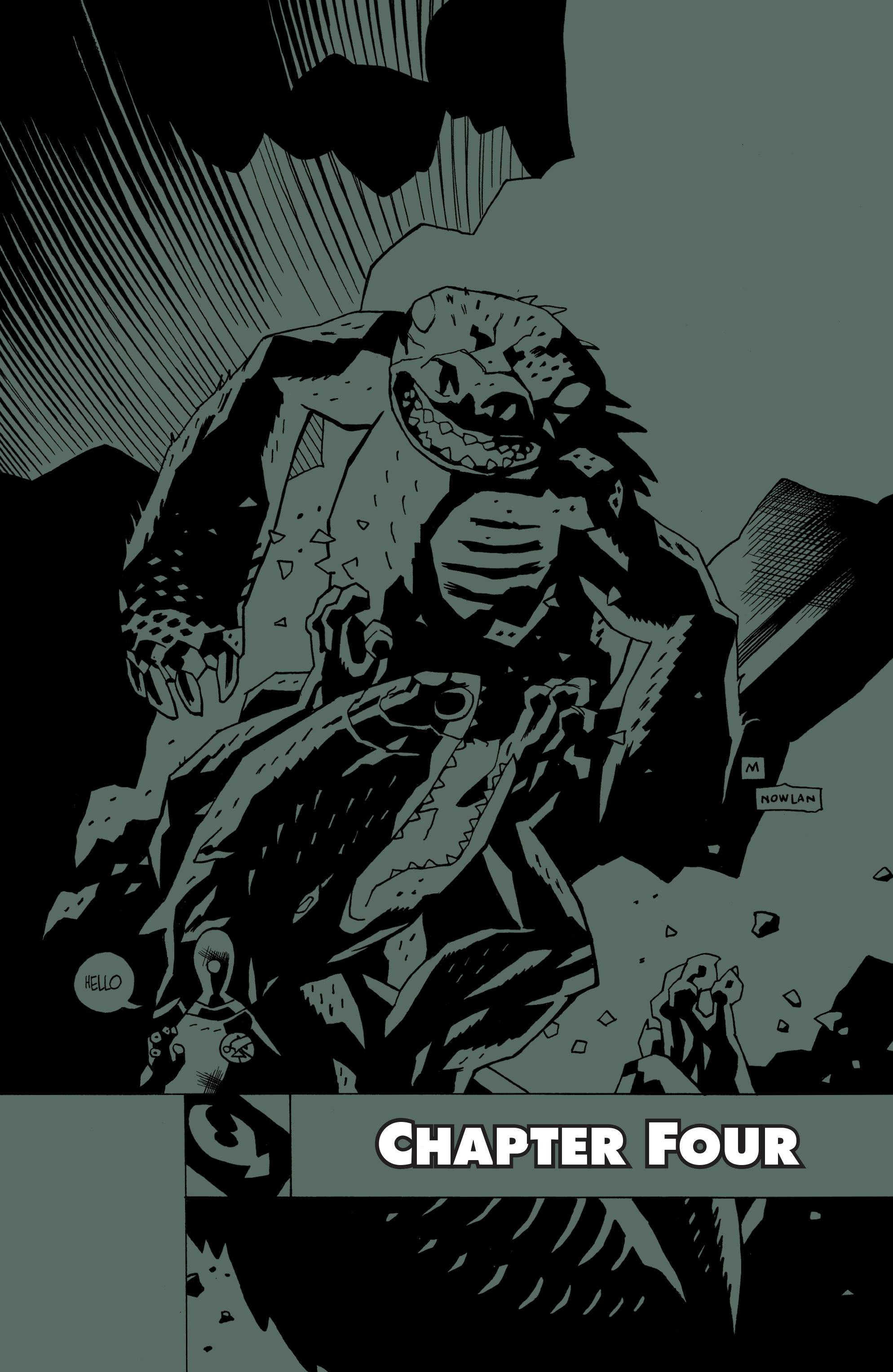 Read online B.P.R.D. (2003) comic -  Issue # TPB 10 - 91