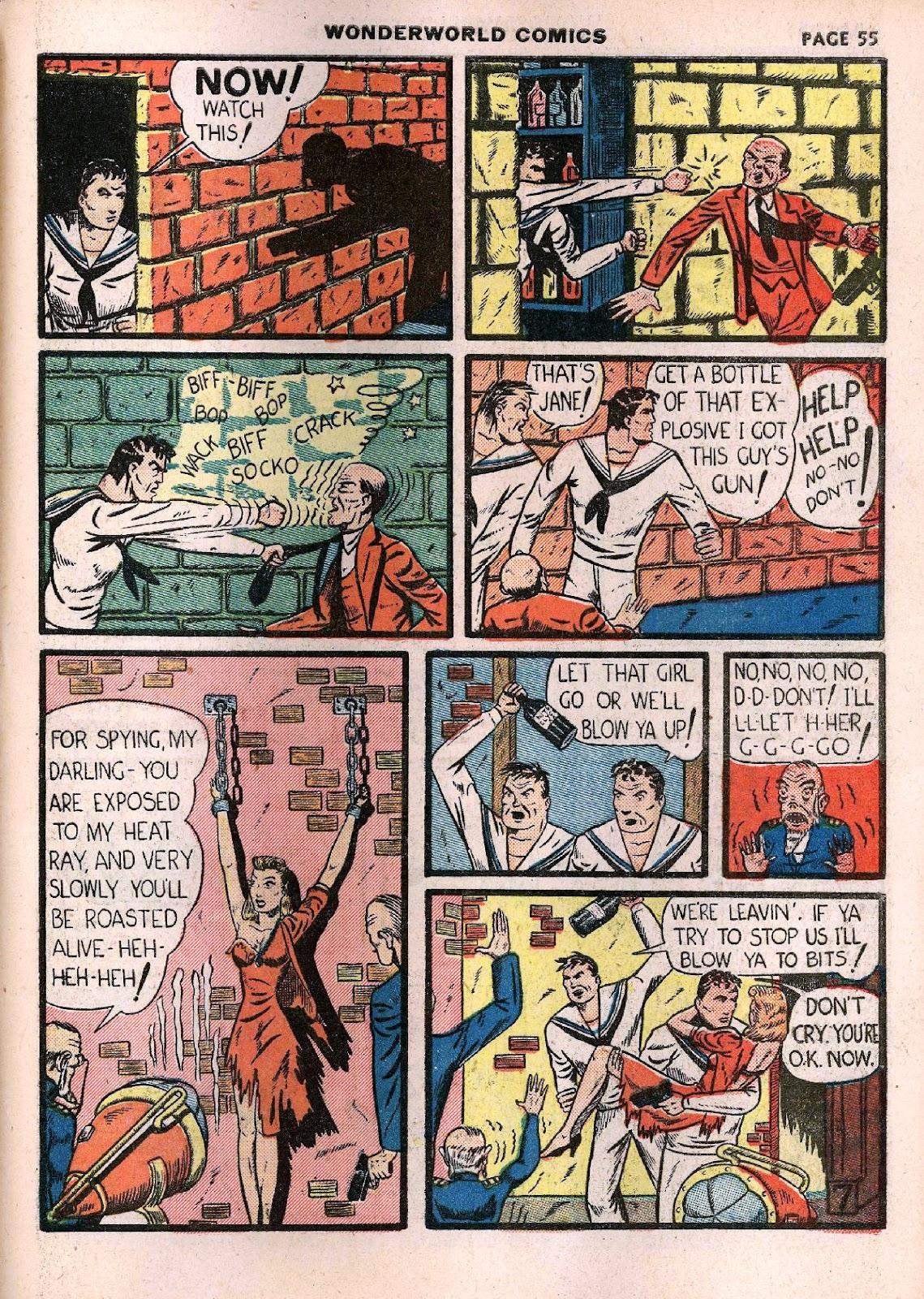 Wonderworld Comics issue 14 - Page 57