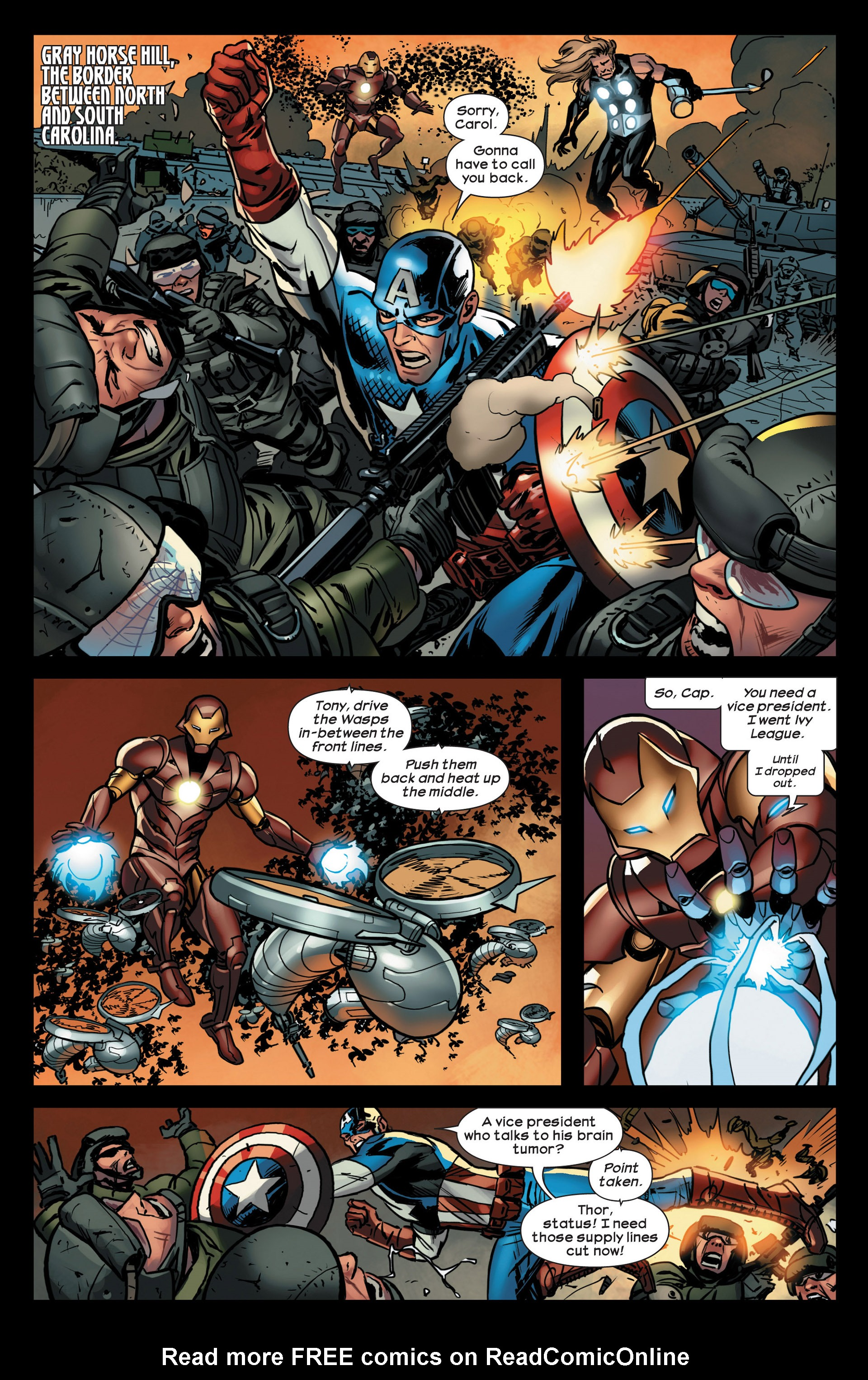 Read online Ultimate Comics Ultimates comic -  Issue #16 - 9