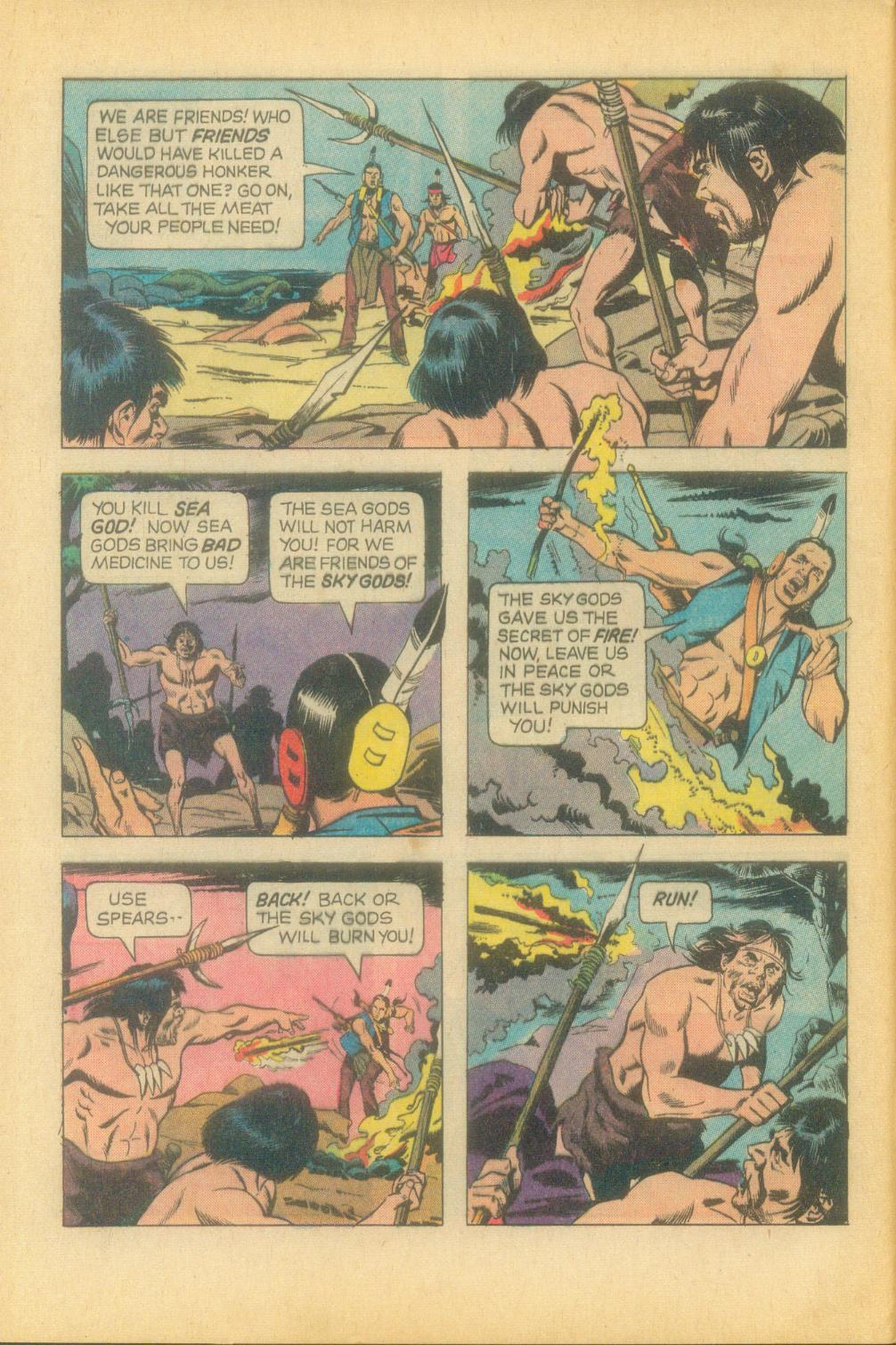 Read online Turok, Son of Stone comic -  Issue #81 - 8