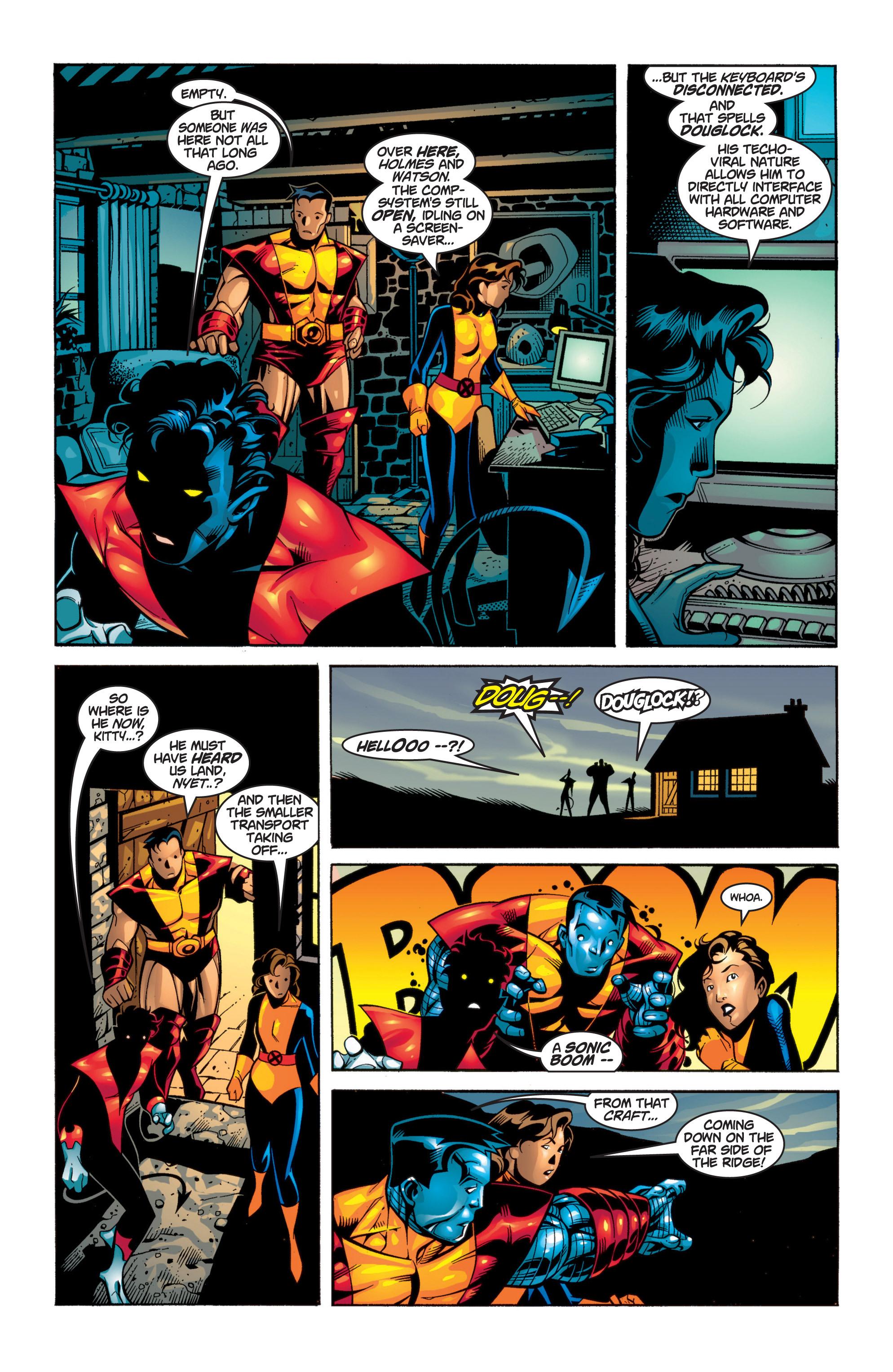 Read online Uncanny X-Men (1963) comic -  Issue #371 - 20