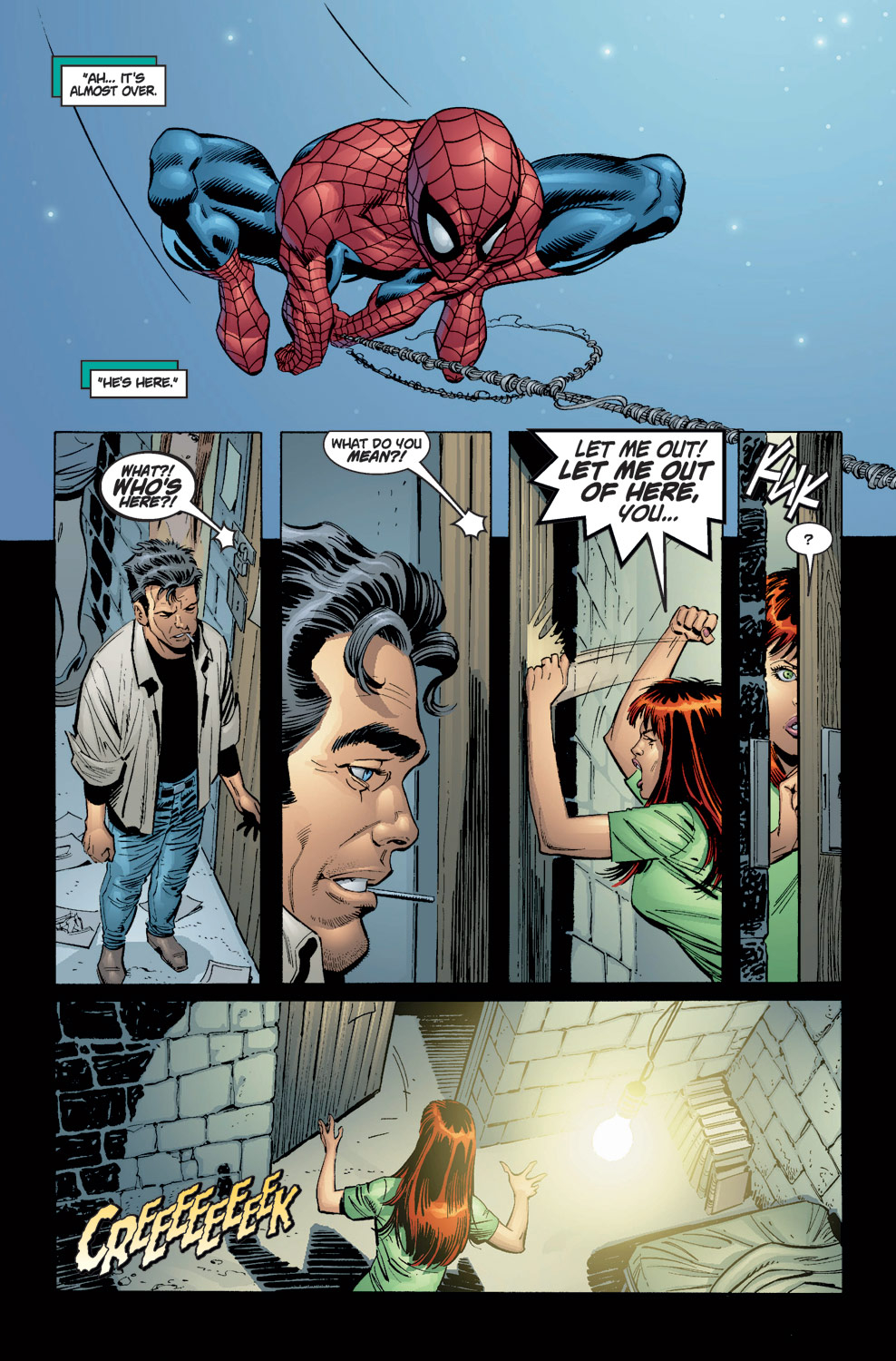 The Amazing Spider-Man (1999) 29 Page 18