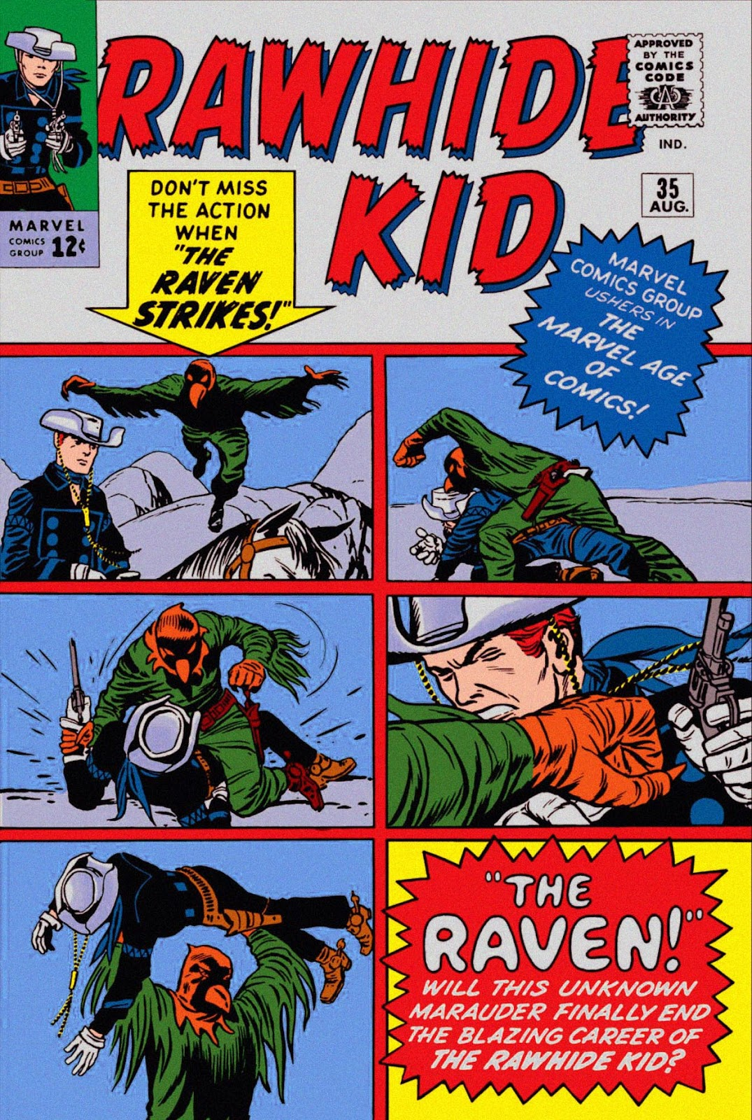The Rawhide Kid (1955) issue 35 - Page 37