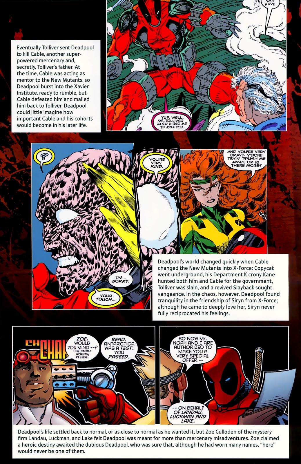 Read online Deadpool (2008) comic -  Issue #1 - 27