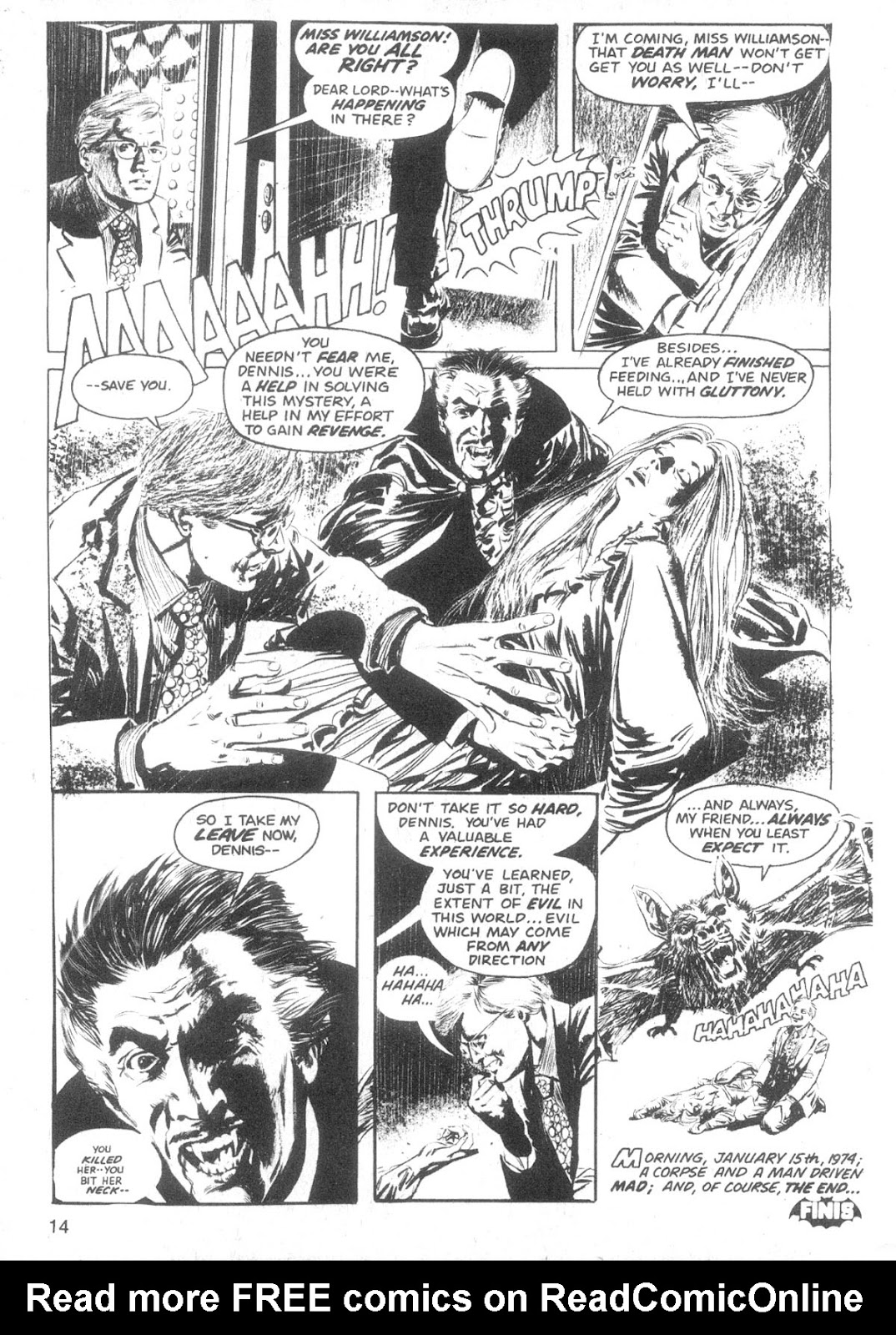 Dracula Lives issue 7 - Page 15
