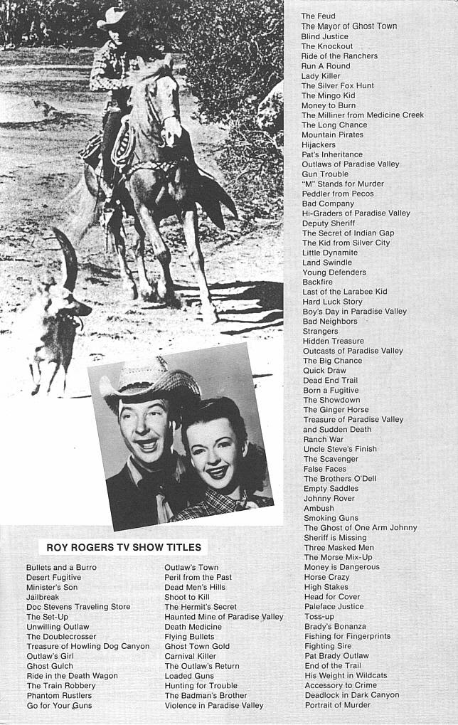 Read online Roy Rogers comic -  Issue #3 - 9