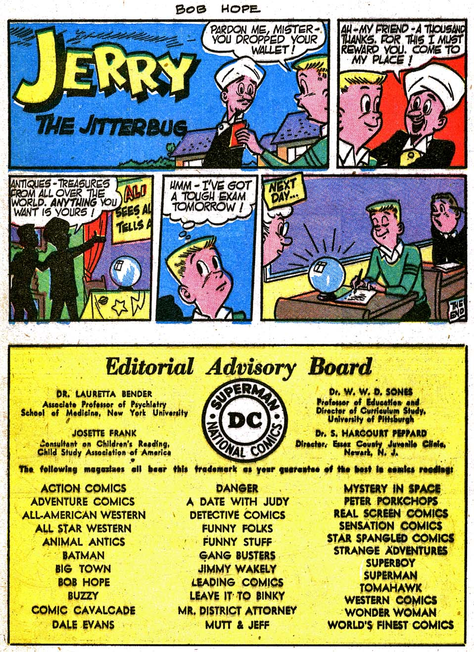 The Adventures of Bob Hope issue 8 - Page 34