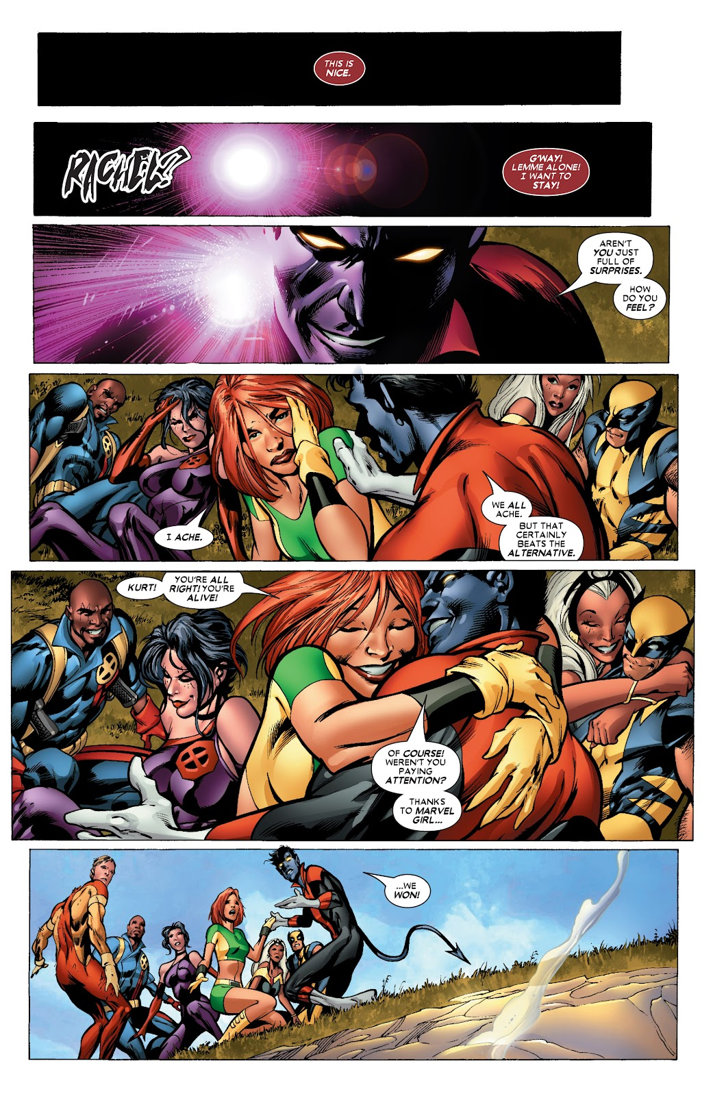 Uncanny X-Men (1963) issue 447 - Page 23
