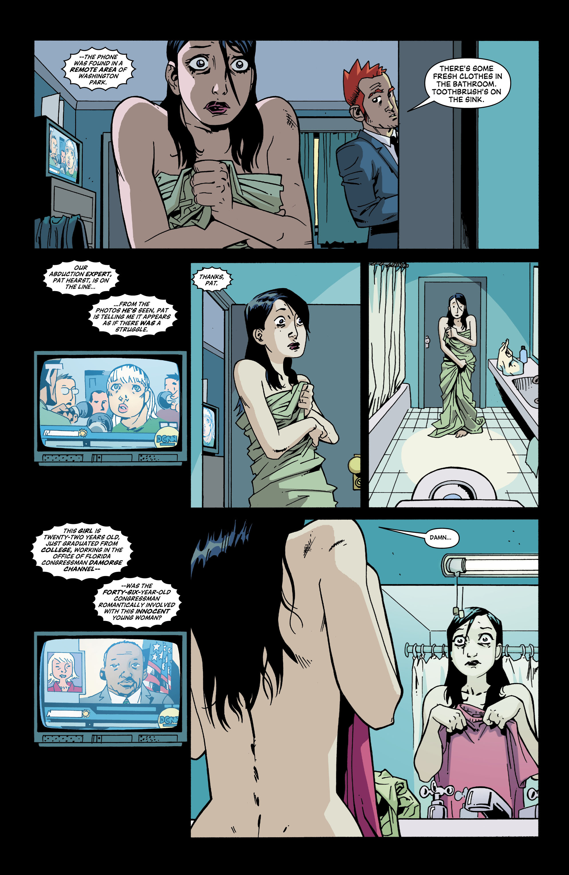 Read online Red Herring comic -  Issue #2 - 3