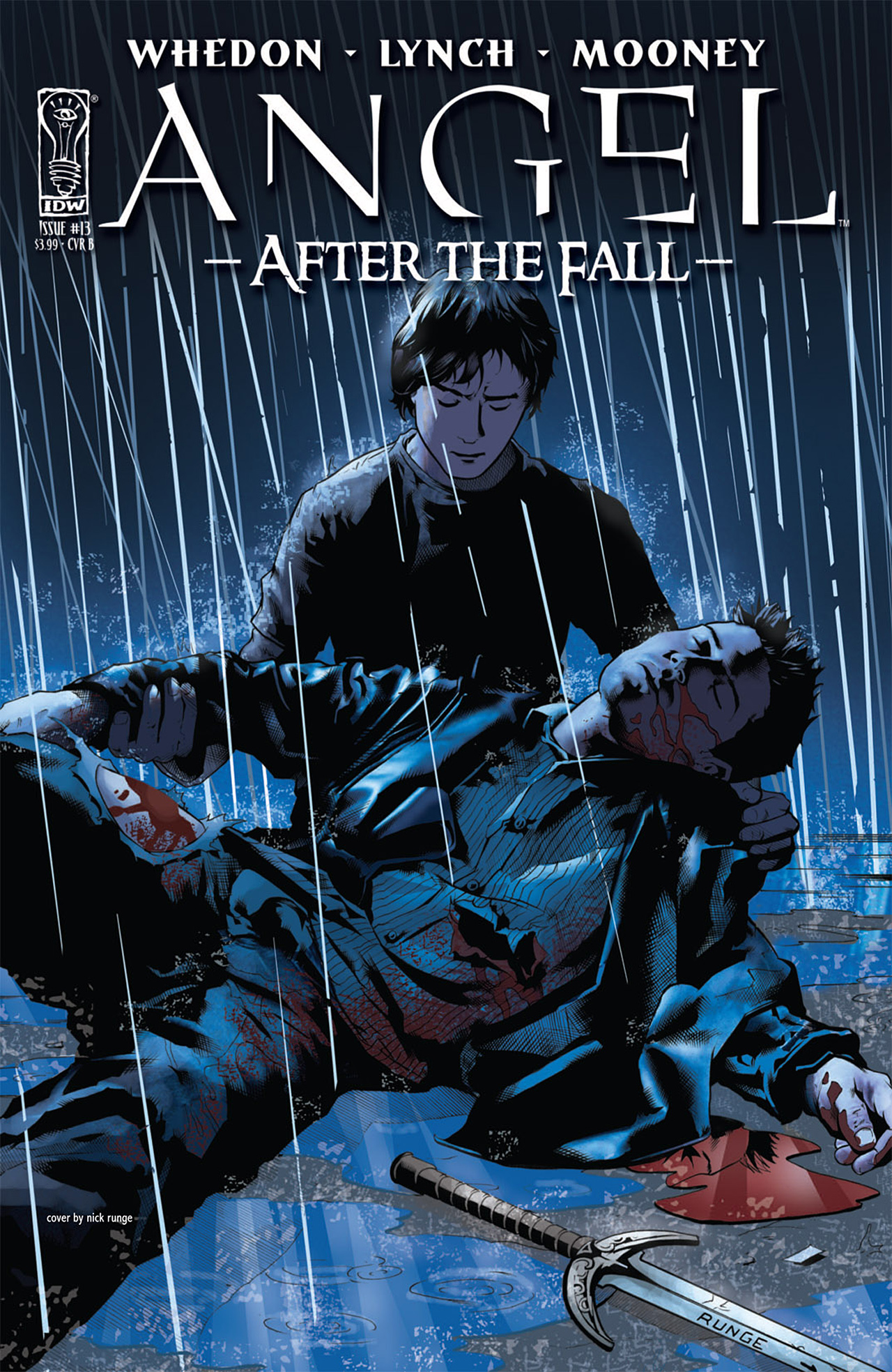 Read online Angel: After The Fall comic -  Issue #13 - 2