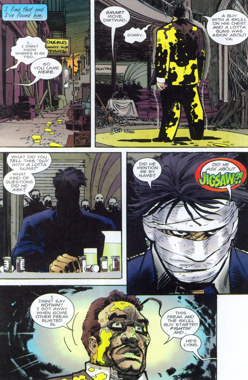 Read online Punisher/Batman: Deadly Knights comic -  Issue # Full - 14