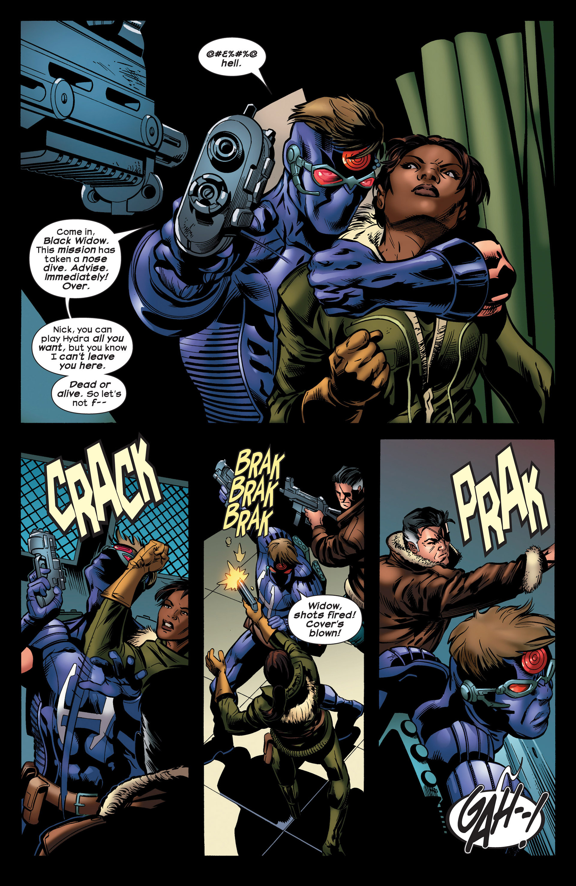 Read online Ultimate Comics Ultimates comic -  Issue #20 - 19