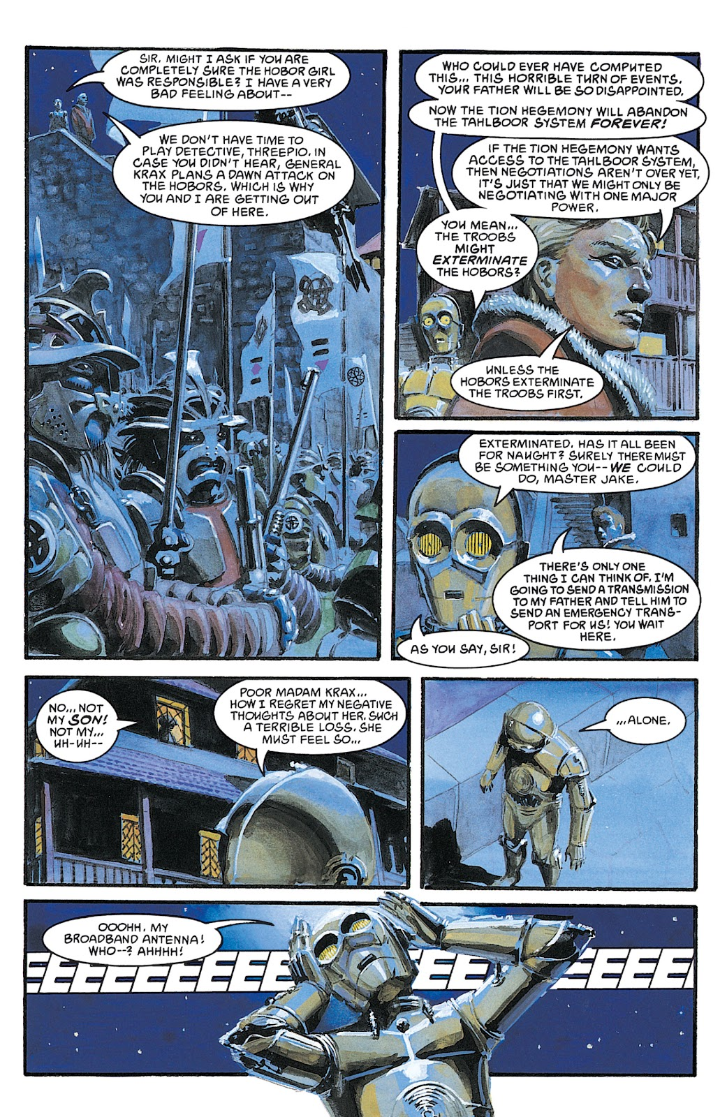 Read online Star Wars Legends Epic Collection: The Empire comic -  Issue # TPB 5 (Part 5) - 16