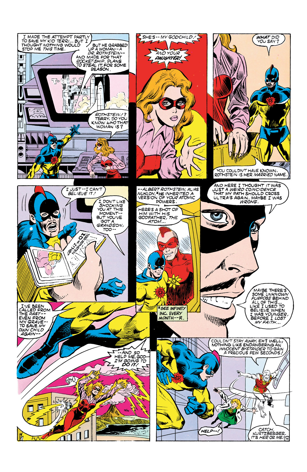 Read online All-Star Squadron comic -  Issue #55 - 15