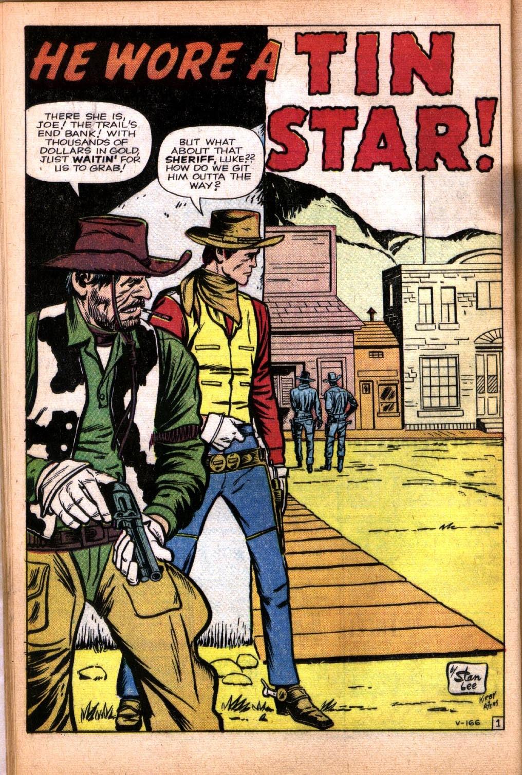 Gunsmoke Western issue 64 - Page 28