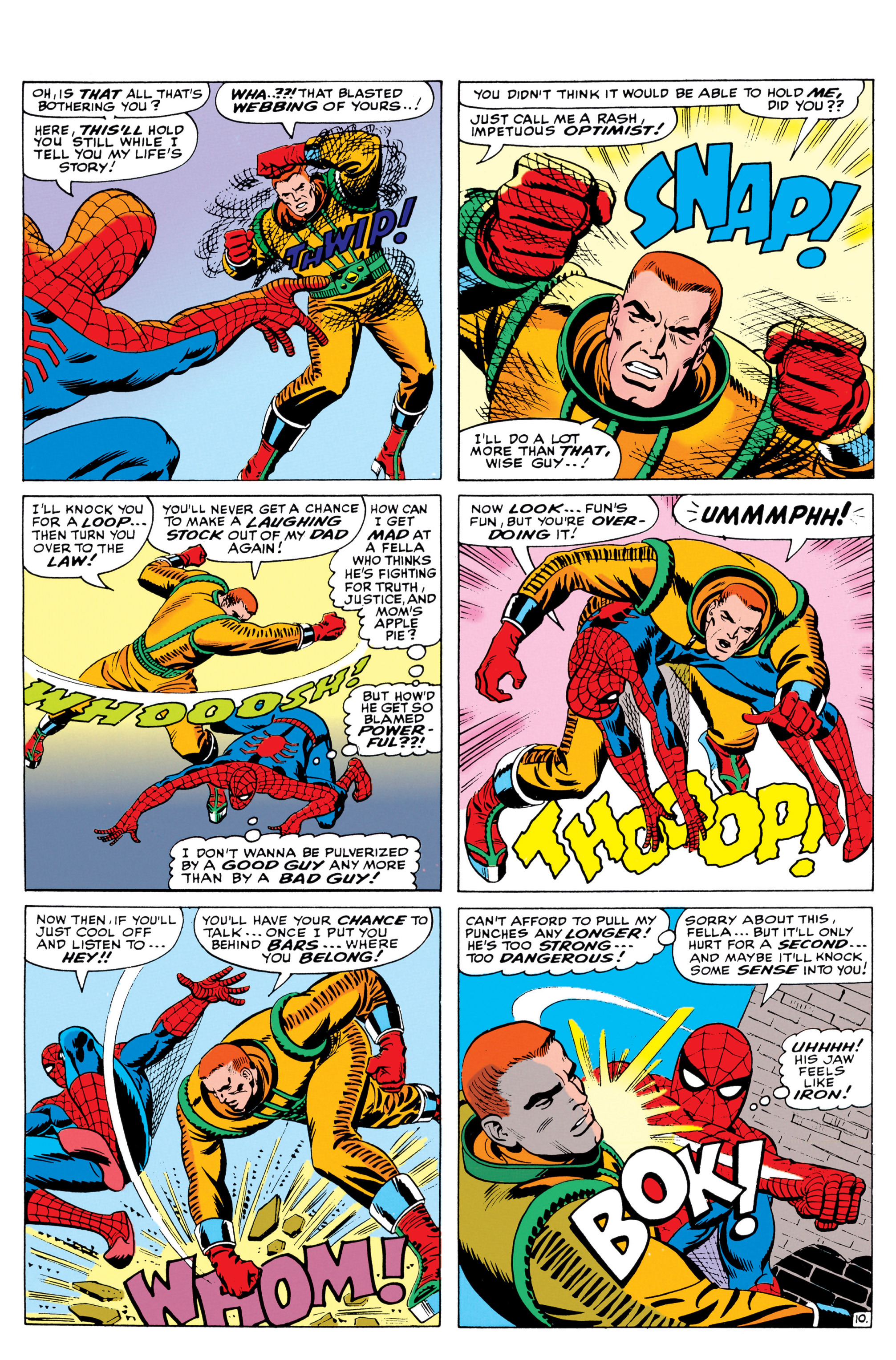 The Amazing Spider-Man (1963) 42 Page 10