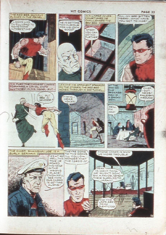 Read online Hit Comics comic -  Issue #10 - 35