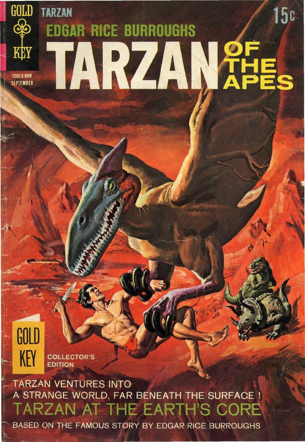 Tarzan (1962) issue 179 - Page 1