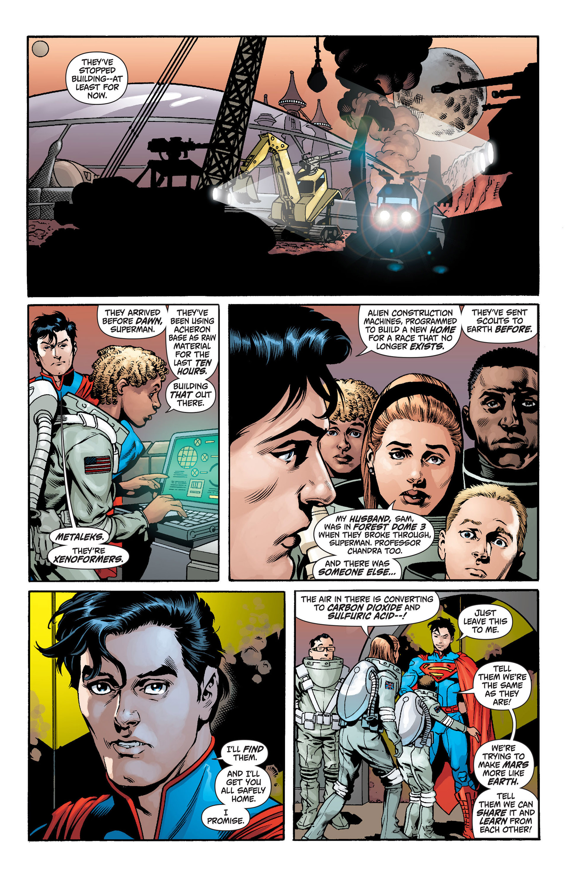 Read online Action Comics (2011) comic -  Issue #14 - 8