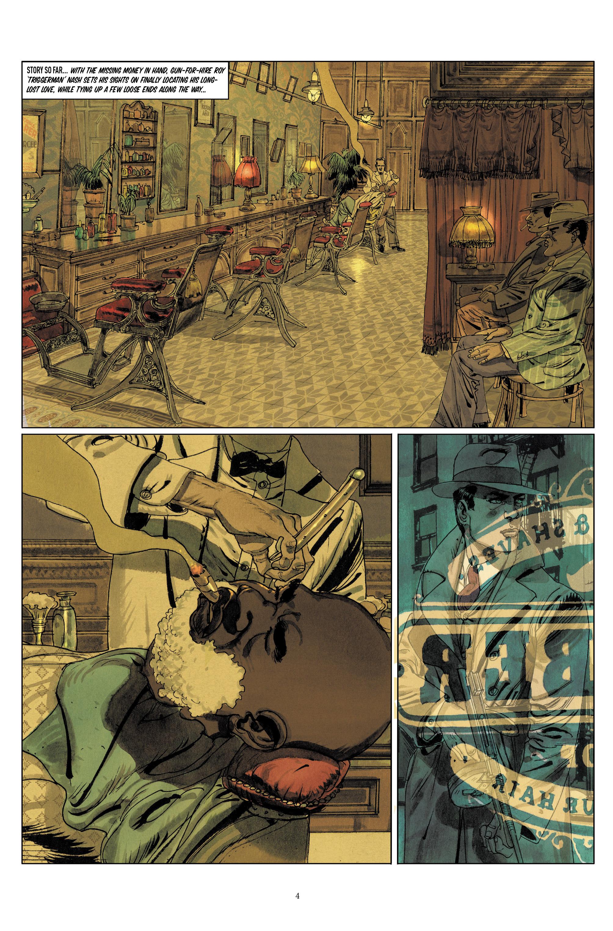 Read online Triggerman comic -  Issue #5 - 5