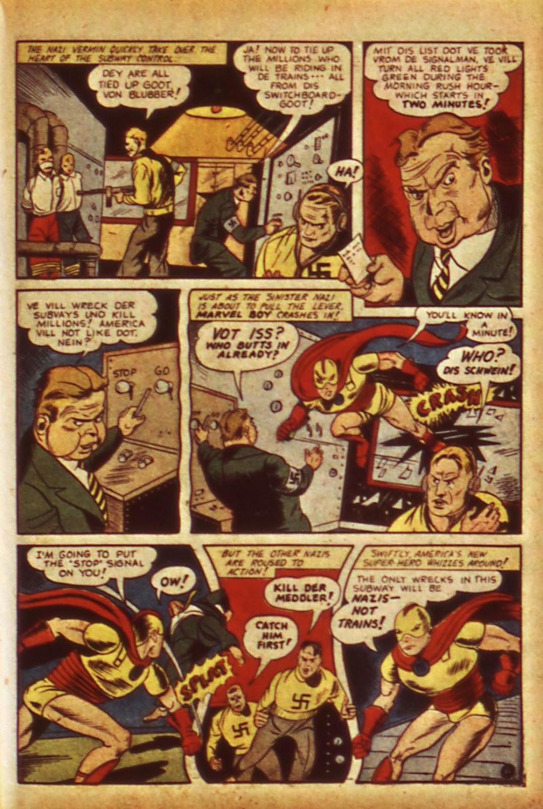 USA Comics issue 7 - Page 37