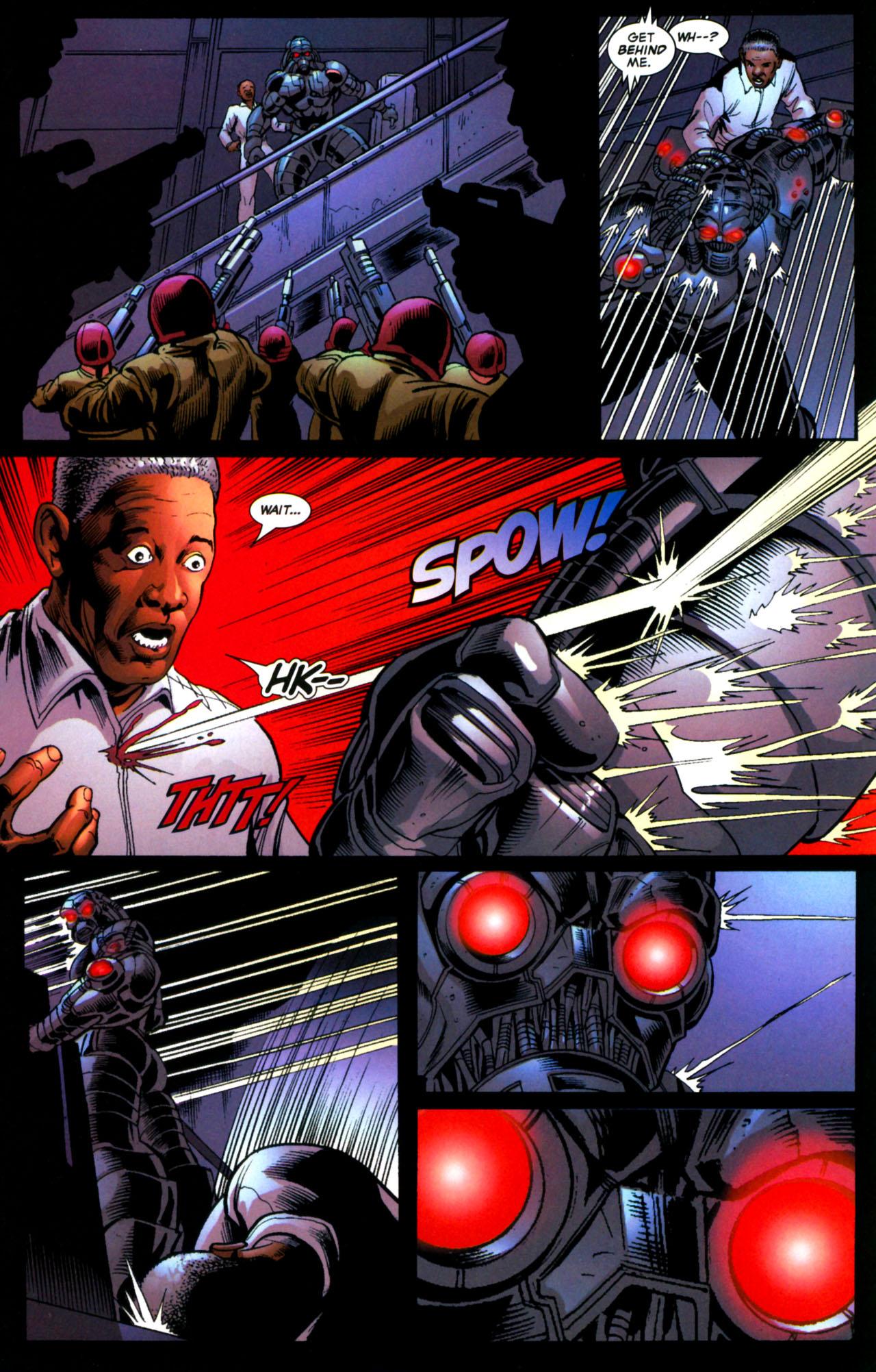 Read online Amazing Fantasy (2004) comic -  Issue #17 - 25