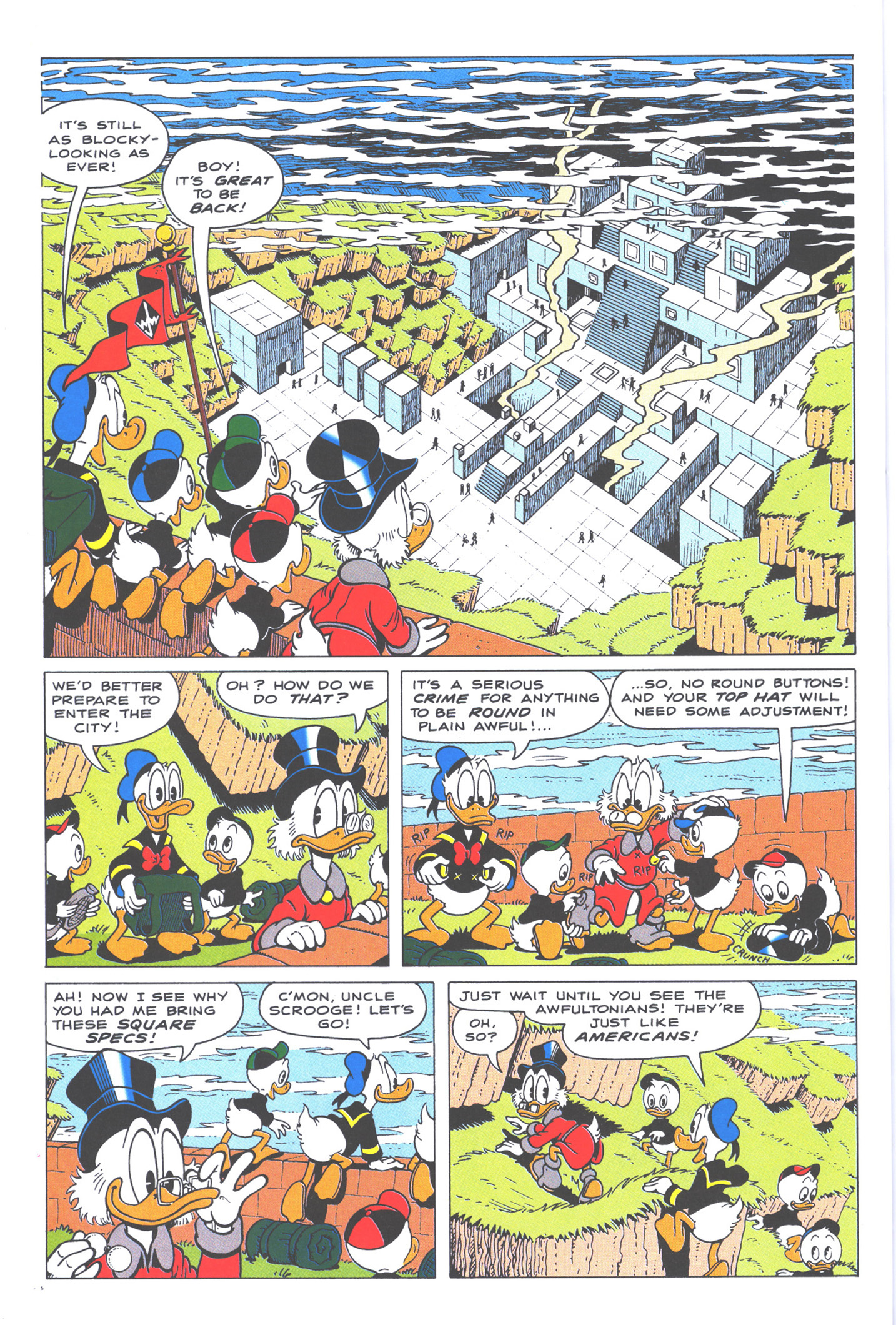 Read online Uncle Scrooge (1953) comic -  Issue #362 - 10