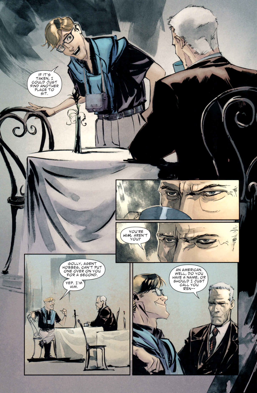 Read online American Vampire: Lord of Nightmares comic -  Issue #1 - 4