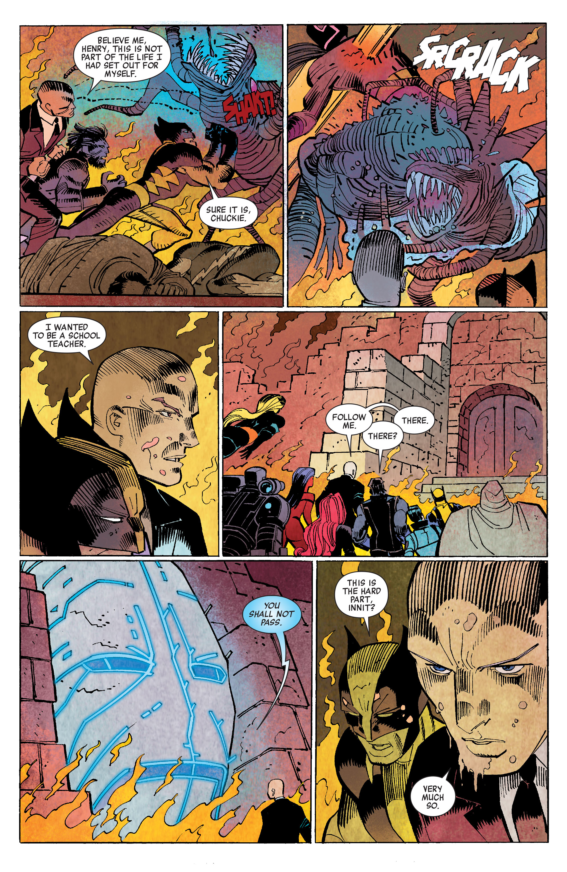 Read online Avengers (2010) comic -  Issue #10 - 14