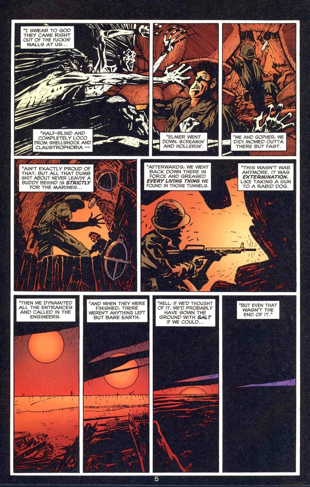 Read online Weird War Tales (1997) comic -  Issue #1 - 24