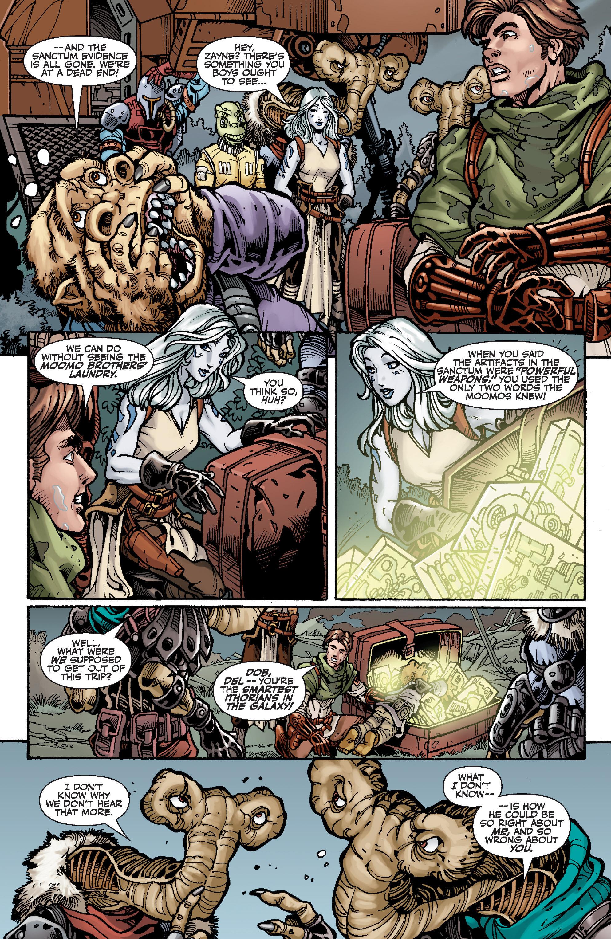 Read online Star Wars Omnibus comic -  Issue # Vol. 32 - 275
