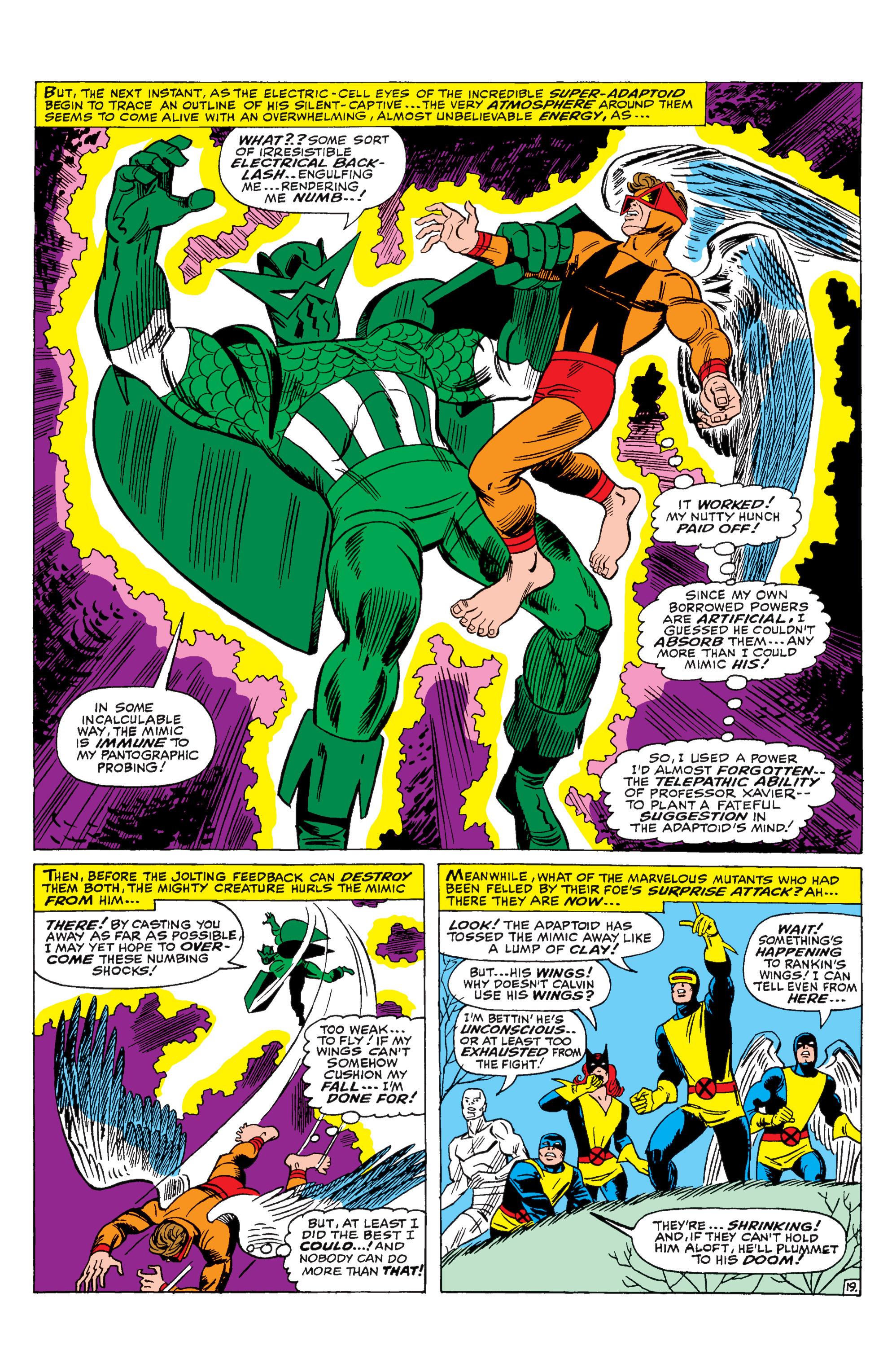 Read online Uncanny X-Men (1963) comic -  Issue #29 - 20