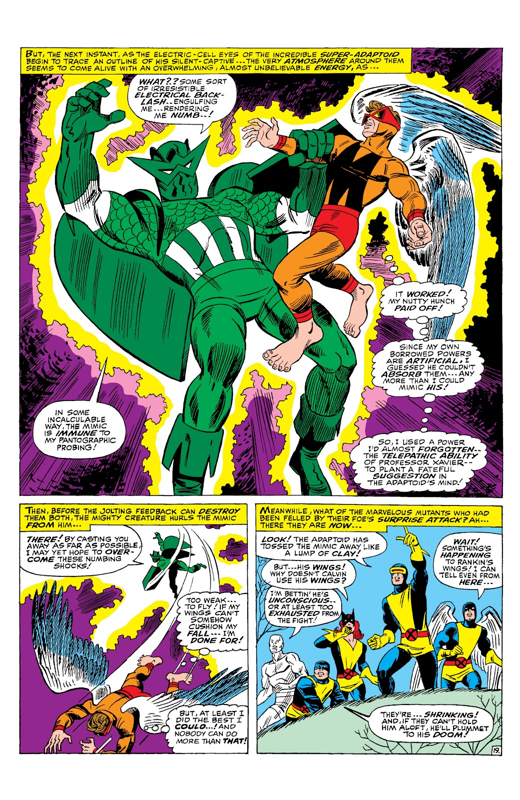 Uncanny X-Men (1963) issue 29 - Page 20