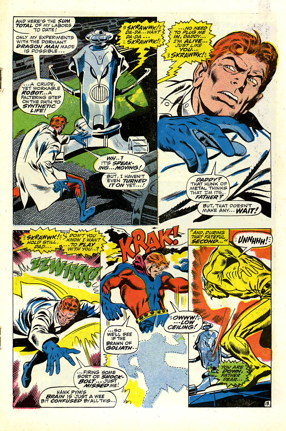 The Avengers (1963) 58 Page 13